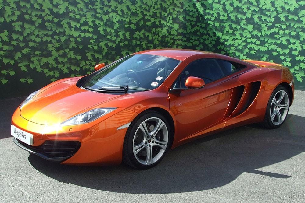McLaren Hire