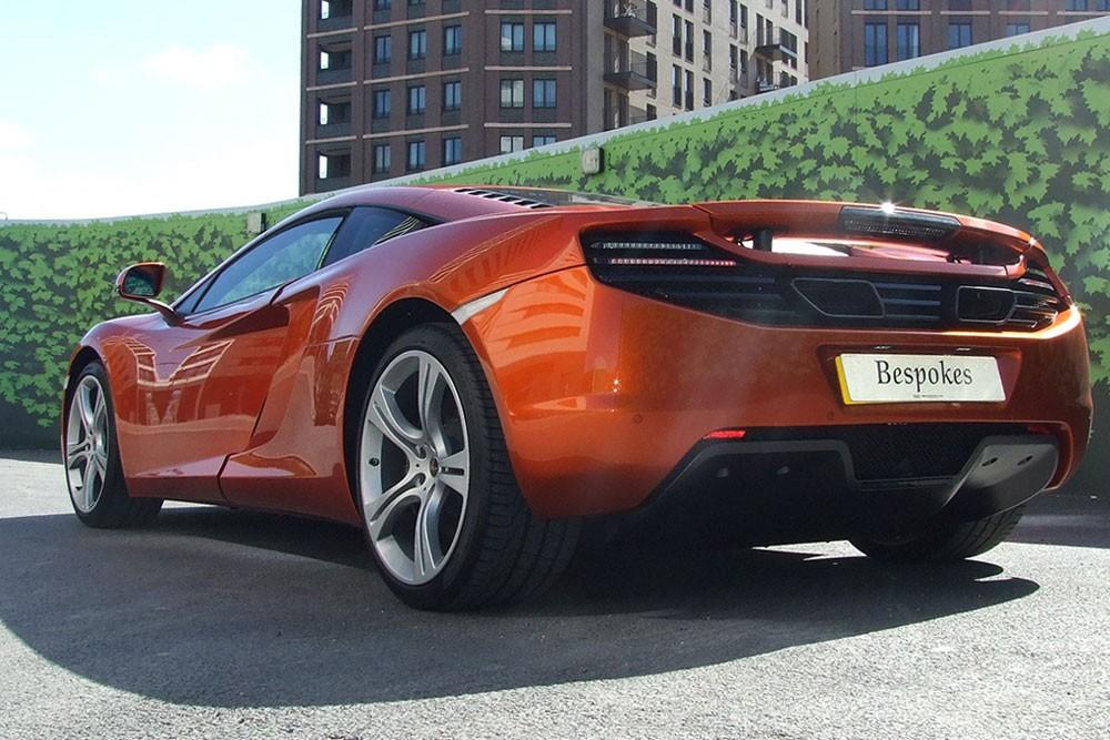 McLaren Rental