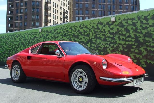Ferrari 206 GT (Replica) Hire