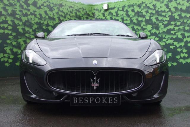 Maserati Gran Cabrio Rental