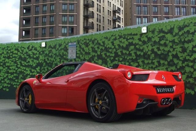 Ferrari Rental