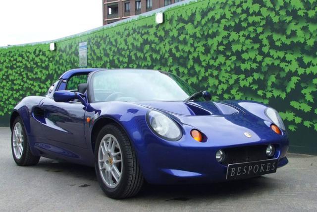 S1 Lotus Elise Hire