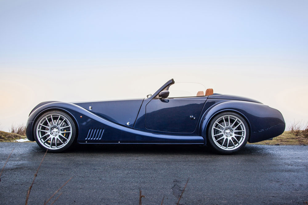 Introducing the Morgan Aero 8