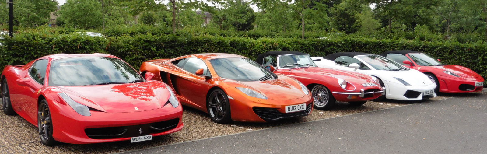 Classic Sports Car Hire Bristol