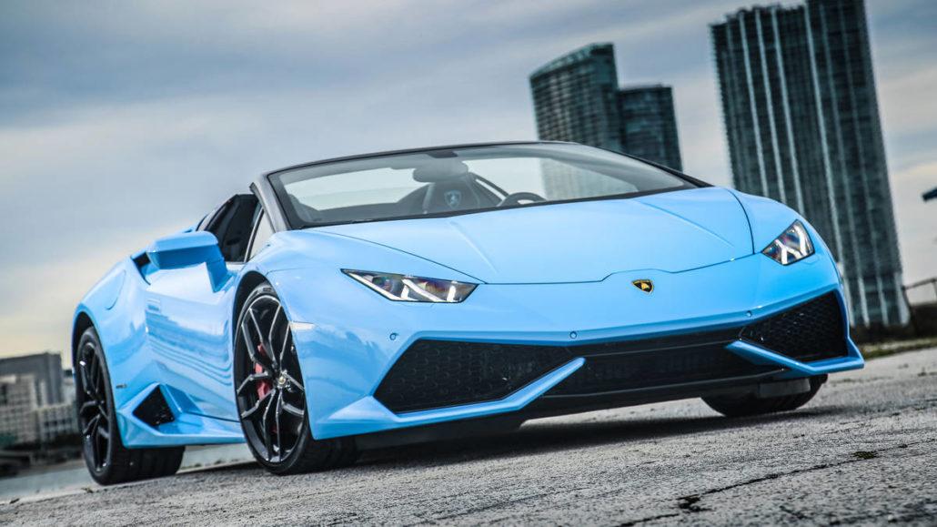 Lamborghini Hire By Bespokes Lamborghini Huracan Spyder